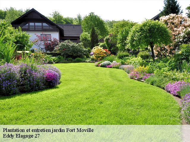 Entretien de jardin à Fort Moville tél: 02.52.56.04.17